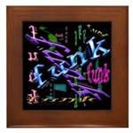 Funk Framed Tile