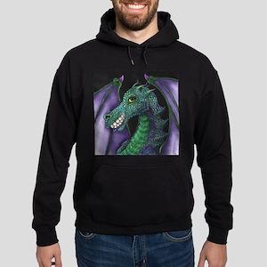 Grinning Dragon Hoodie