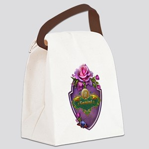 Gemini Canvas Lunch Bag