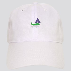 A Is For Alligator Baseball Cap
