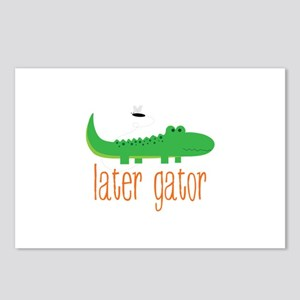 Later Gator Postcards (Package of 8)