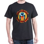Anti liberal Pull Out Now Dark T-Shirt