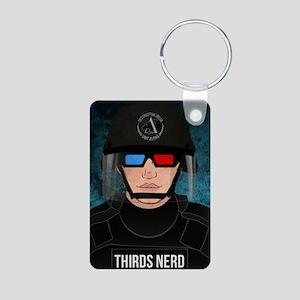 THIRDS Nerd Keychains
