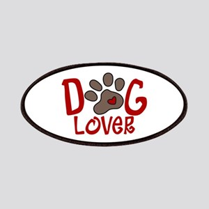 Dog Lover Patches