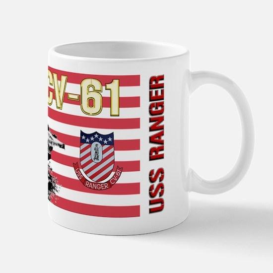 CV-61 USS Ranger Mug