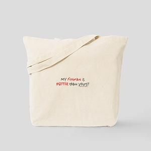 FIREMAN_1 Tote Bag