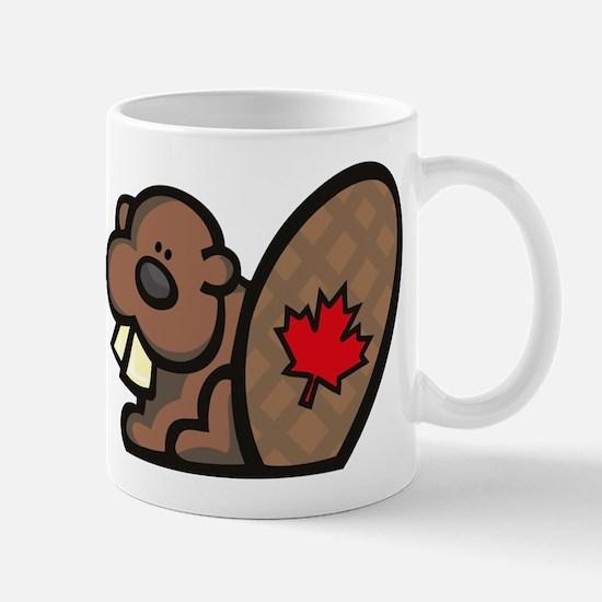 Canada Beaver Mug