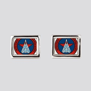 nsawclogo03 Rectangular Cufflinks