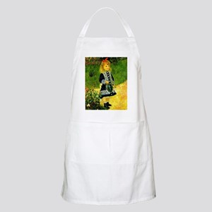 Renoir - A Girl with a Watering Can Apron