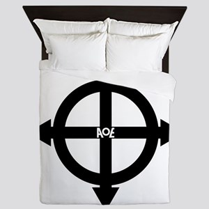 AoE Simple Queen Duvet