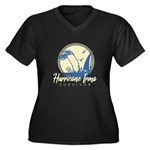 Hurricane Irma Survivor Plus Size T-Shirt