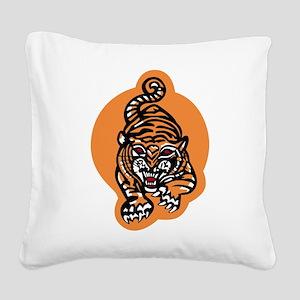 va65 Square Canvas Pillow