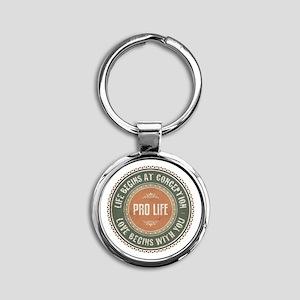 Pro Life Keychains