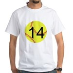 Custom Softball T-Shirt