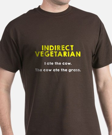 Indirect Vegetarian T-Shirt