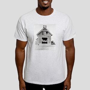 Kitty Hawk Life Saving Station, 1902 Light T-Shirt