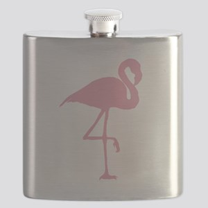 Pink Flamingo Flask