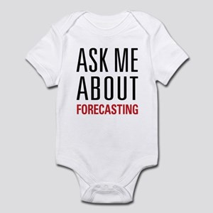 Forecasting - Ask Me About - Infant Bodysuit