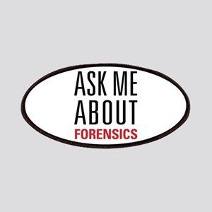Forensics - Ask Me About - Patches