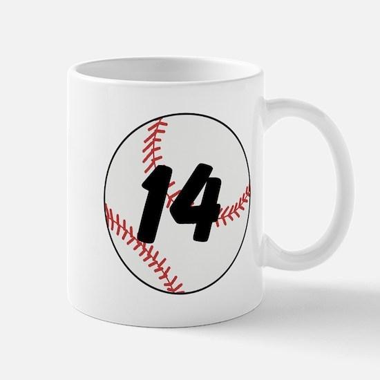 Custom Baseball Mugs