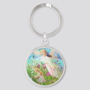 Flower Field Keychains