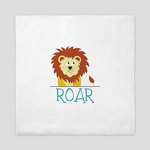 Roar Queen Duvet