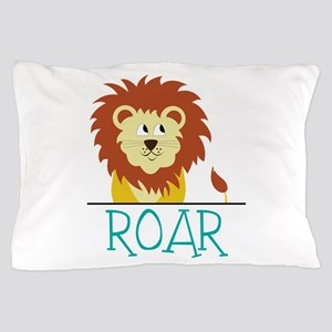 Roar Pillow Case