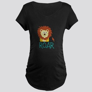 Roar Maternity T-Shirt