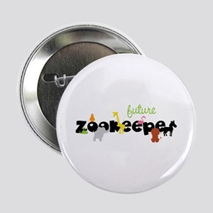 "Future zoo keeper 2.25"" Button"