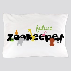Future zoo keeper Pillow Case