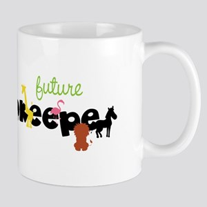 Future zoo keeper Mugs