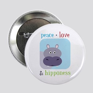 """Hipponess 2.25"""" Button"""