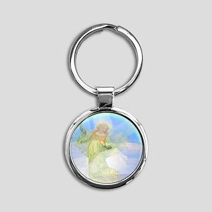 Guardian Angel Keychains