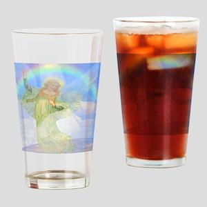 Guardian Angel Drinking Glass