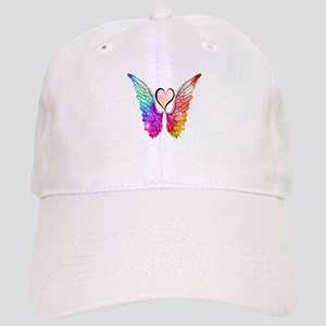 Angel Wings Heart Baseball Cap 8999eea8621f