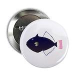 Pinktail Triggerfish aka Paletail Durgon 2.25