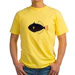 Pinktail Triggerfish aka Paletail Durgon c T-Shirt