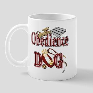 Obedience Dog Mug