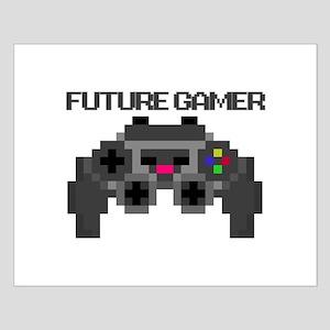 Future Gamer Small Poster
