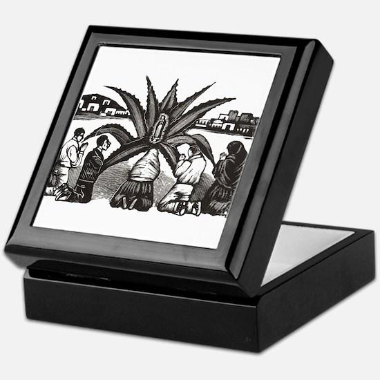Posada - Milagro - Guadalupe Keepsake Box