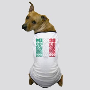Mexico World Cup Dog T-Shirt