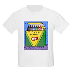 Tickles Crayons T-Shirt