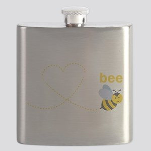 Grammy To Bee Flask