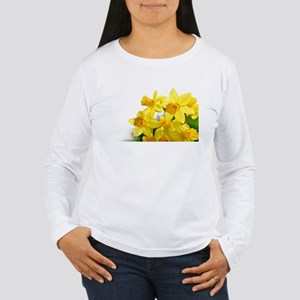 Daffodils Style Long Sleeve T-Shirt
