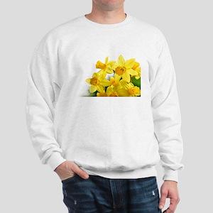 Daffodils Style Sweatshirt
