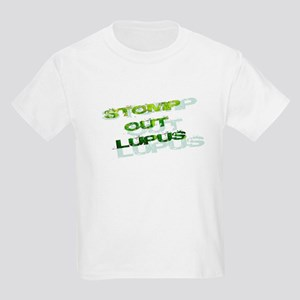 Kids Stomp Out Lupus Shirt