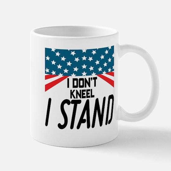 I Don't Kneel Mugs