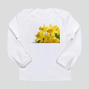Daffodils Style Long Sleeve T-Shirt