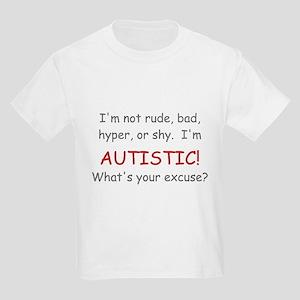 Im Autistic - White T-Shirt