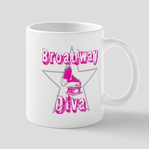 Broadway Diva Mug